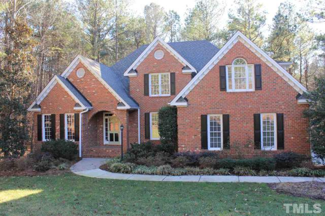 576 Vista Del Lago Lane, Wake Forest, NC 27587 (#2165483) :: The Jim Allen Group