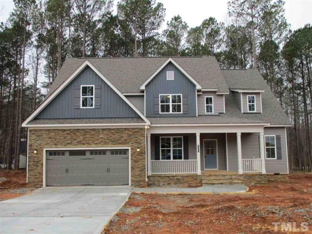 203 Laurel Oaks Drive, Youngsville, NC 27596 (#2165503) :: Raleigh Cary Realty