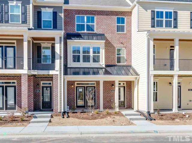 512 Austin View Boulevard #307, Wake Forest, NC 27587 (#2165817) :: Raleigh Cary Realty