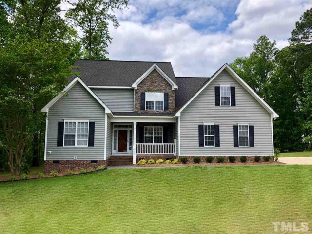 105 Mcdougle Lane, Clayton, NC 27520 (#2165881) :: The Jim Allen Group