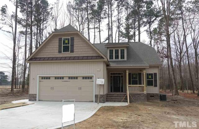 134 Farmall Drive, Smithfield, NC 27577 (#2165910) :: The Jim Allen Group
