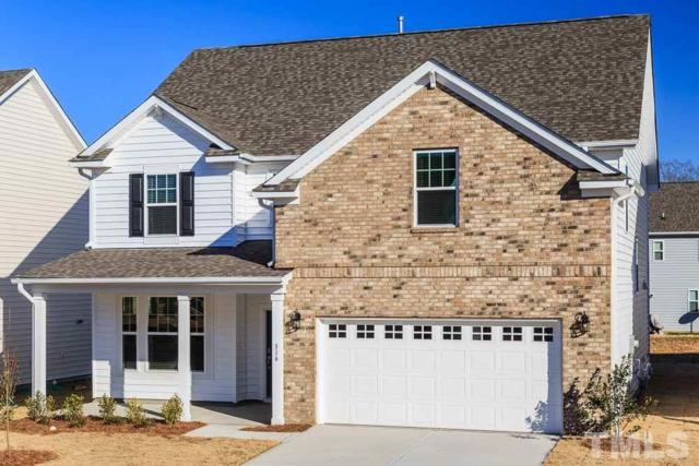 316 Headrace Mill Street #340, Wake Forest, NC 27587 (#2166059) :: Raleigh Cary Realty