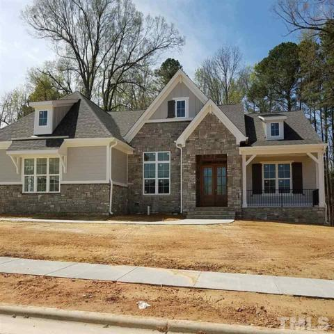 1832 Old Evergreen Drive, Apex, NC 27502 (#2166151) :: The Jim Allen Group