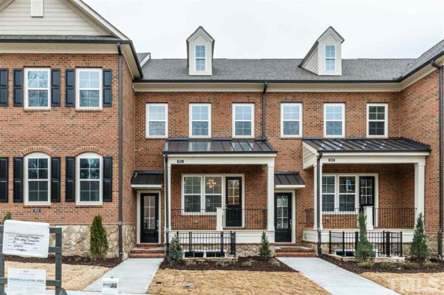 904 Wake Towne Drive #7, Raleigh, NC 27609 (#2166240) :: The Jim Allen Group