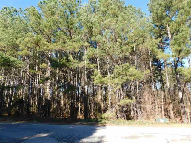 Lot 11 Courtney Drive, Louisburg, NC  (#2166243) :: The Jim Allen Group