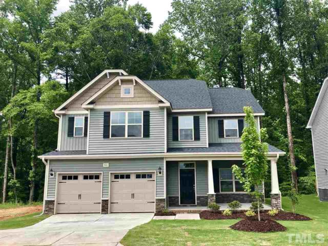 511 Holden Forest Drive, Youngsville, NC 27596 (#2166301) :: The Perry Group