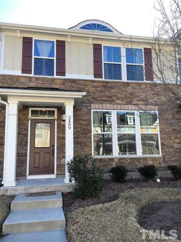 2409 Historic Circle, Morrisville, NC 27560 (#2166390) :: Raleigh Cary Realty