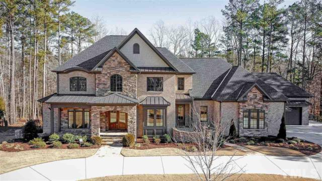 7112 Cove Lake Drive, Wake Forest, NC 27587 (#2166413) :: The Jim Allen Group