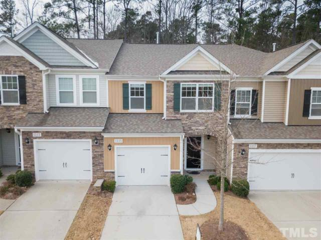 1215 Silver Beach Way, Raleigh, NC 27606 (#2166651) :: Rachel Kendall Team, LLC