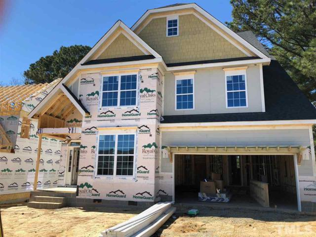 2839 Rileys Pond Drive, Apex, NC 27502 (#2166758) :: The Jim Allen Group