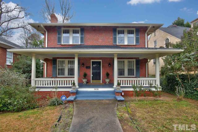 1416 Glenwood Avenue, Raleigh, NC 27605 (#2166813) :: Rachel Kendall Team, LLC
