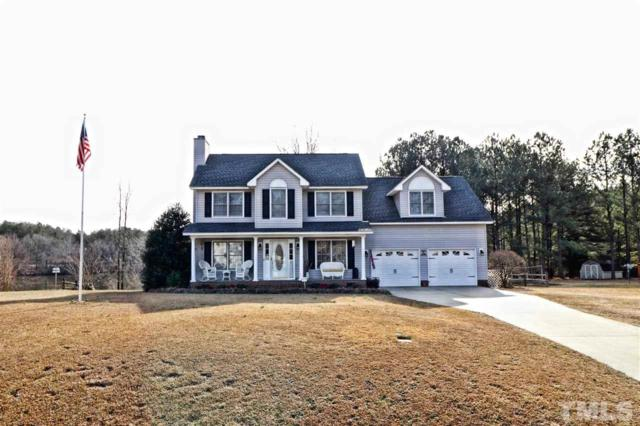 767 Cross Link Drive, Angier, NC 27501 (#2167082) :: The Jim Allen Group