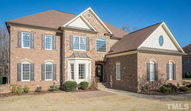 5409 Georgiana Ridge Drive, Holly Springs, NC 27540 (#2167165) :: Rachel Kendall Team, LLC