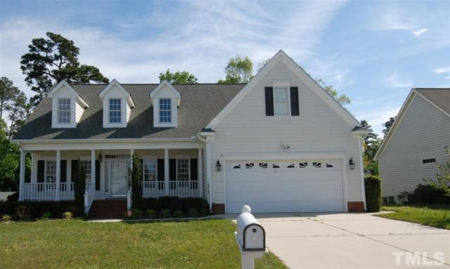 1225 Spring Forest Drive, Rocky Mount, NC 27803 (#2167233) :: Kim Mann Team