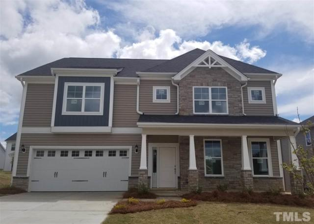 4709 Broad Falls Lane Lot 130, Knightdale, NC 27545 (#2167393) :: The Perry Group
