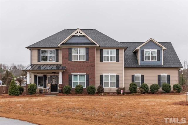 7700 Colmar Drive, Holly Springs, NC 27540 (#2167445) :: Raleigh Cary Realty