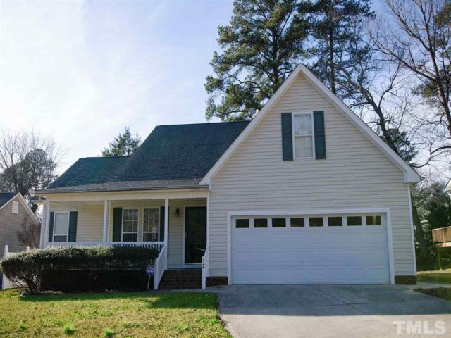 124 Fieldspring Lane, Raleigh, NC 27606 (#2167460) :: The Jim Allen Group