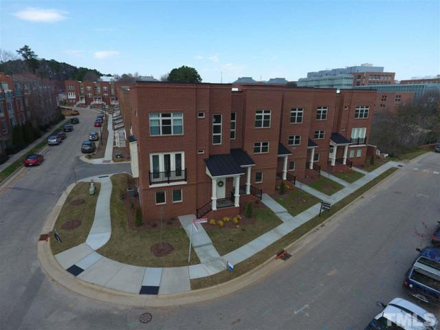 2430 Campus Shore Drive #104, Raleigh, NC 27606 (#2167487) :: The Jim Allen Group