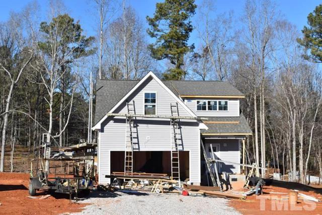 120 Alcock Lane, Youngsville, NC 27596 (#2167556) :: The Jim Allen Group