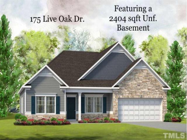 175 Live Oak Drive, Louisburg, NC 27549 (#2168136) :: The Jim Allen Group