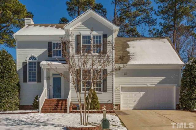 126 Cove Creek Drive, Cary, NC 27519 (#2168239) :: The Jim Allen Group