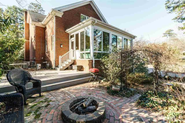 3224 Bedford Avenue, Raleigh, NC 27607 (#2168279) :: The Perry Group