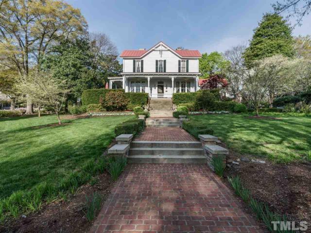 601 N Bloodworth Street, Raleigh, NC 27604 (#2168287) :: The Jim Allen Group