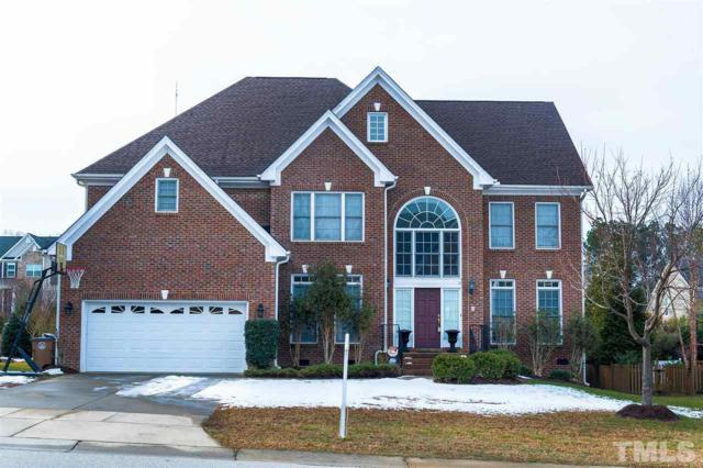 6012 Jones Farm Road, Wake Forest, NC 27587 (#2168449) :: Rachel Kendall Team, LLC