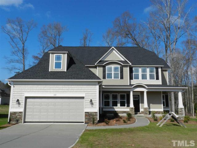 165 Bornean Drive, Garner, NC 27529 (#2168671) :: Raleigh Cary Realty