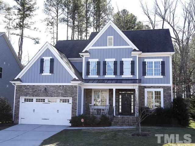 5511 Weston Downs Drive, Durham, NC 27707 (#2168768) :: Raleigh Cary Realty
