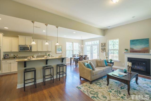 401 Lilac Ridge Court Lot 319, Zebulon, NC 27597 (#2168846) :: The Perry Group