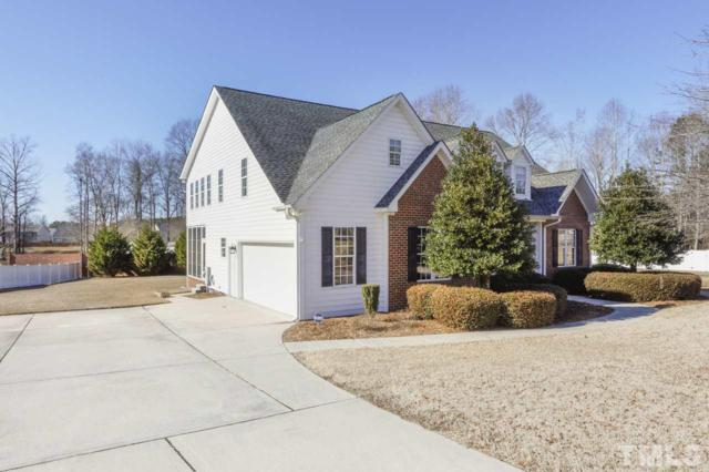 136 Weldon Drive, Clayton, NC 27520 (#2168905) :: Raleigh Cary Realty