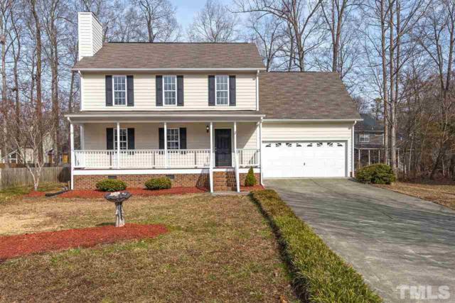 23 Round Spring Lane, Durham, NC 27712 (#2168996) :: Rachel Kendall Team, LLC