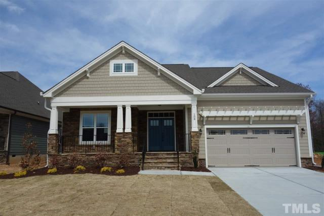 108 Virginia Creek Drive, Holly Springs, NC 27540 (#2169148) :: The Abshure Realty Group