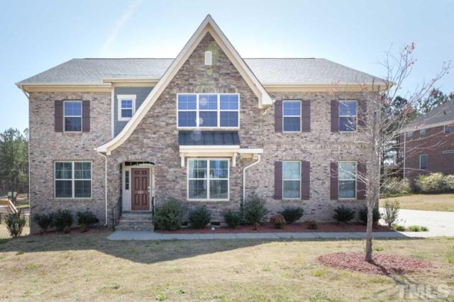 161 Dongola Street, Clayton, NC 27520 (#2169712) :: The Abshure Realty Group