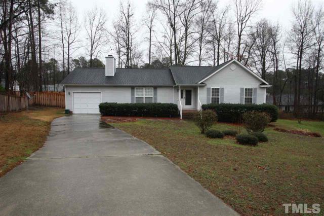 105 Trottington Court, Garner, NC 27529 (#2169890) :: The Jim Allen Group