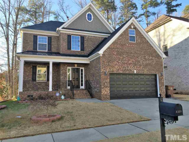 1221 Mantra Court, Cary, NC 27513 (#2169942) :: Raleigh Cary Realty
