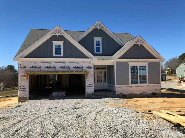 1500 Baxter Ridge Court, Apex, NC 27502 (#2170138) :: The Jim Allen Group