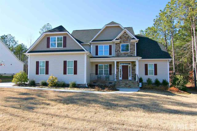 25 Carriden Drive, Youngsville, NC 27596 (#2170329) :: The Jim Allen Group