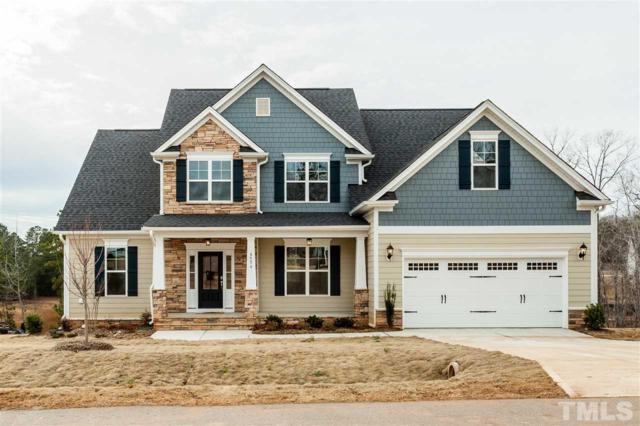 6956 Rex Road Lot 201, Holly Springs, NC 27540 (#2170347) :: The Jim Allen Group