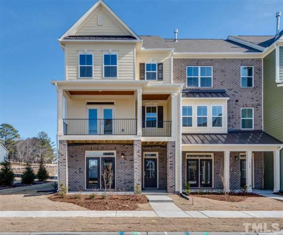 405 Austin View Boulevard #329, Wake Forest, NC 27587 (#2170374) :: Raleigh Cary Realty