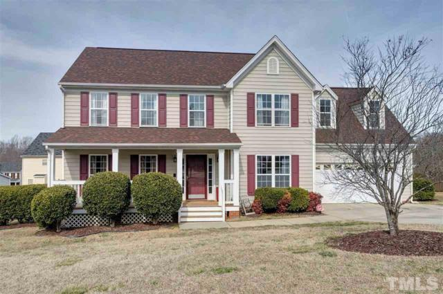 108 Meadow Fox Road, Holly Springs, NC 27540 (#2170616) :: The Jim Allen Group