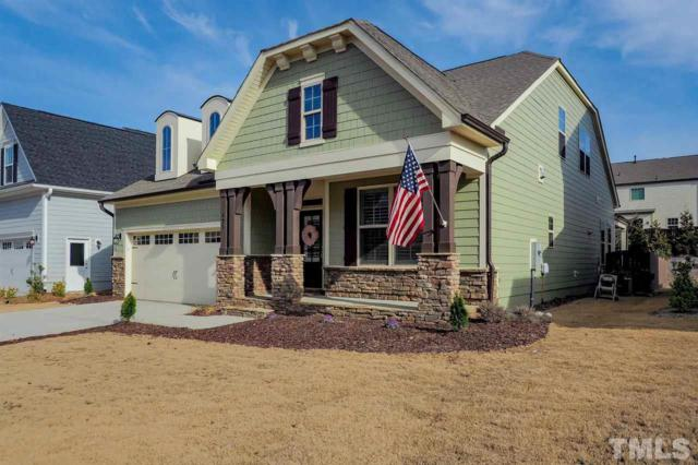421 Morgan Ridge Road, Holly Springs, NC 27526 (#2170884) :: The Abshure Realty Group