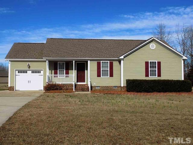 360 Ridge Road, Angier, NC 27501 (#2170909) :: Rachel Kendall Team, LLC