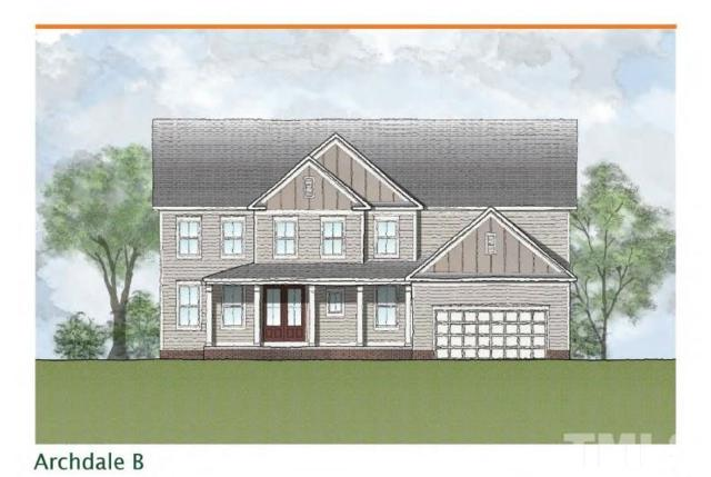 lot 14 Willow Rock Lane, Apex, NC 27523 (#2171226) :: The Abshure Realty Group