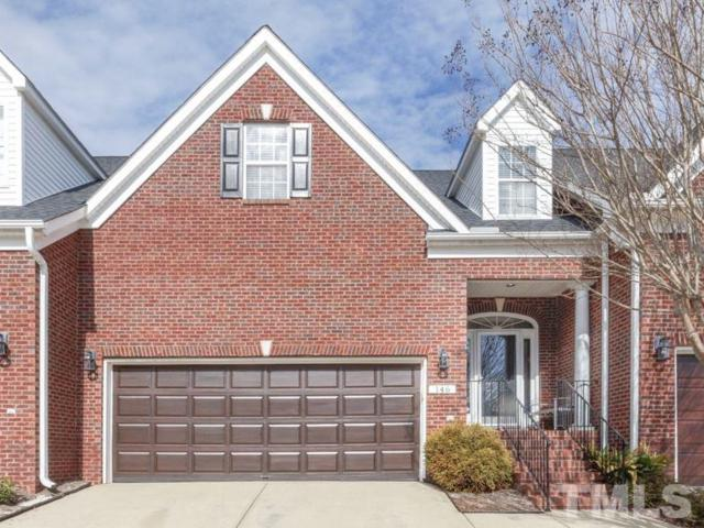 146 Prestonian Place, Morrisville, NC 27560 (#2171781) :: The Jim Allen Group