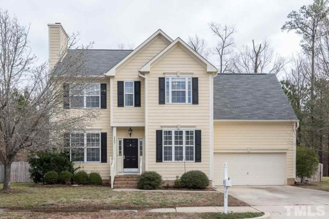 5803 Whisperwood Drive, Durham, NC 27713 (#2171808) :: The Jim Allen Group