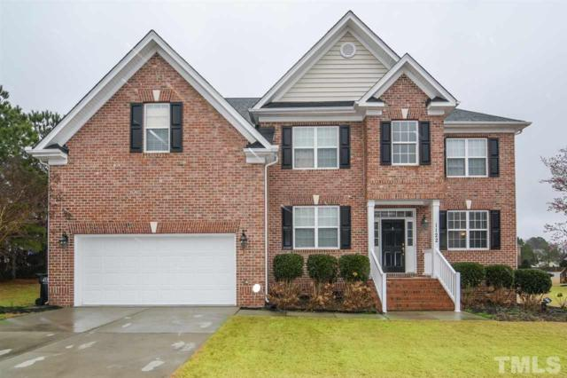 1122 Virginia Water Drive, Rolesville, NC 27571 (#2172078) :: The Abshure Realty Group