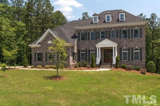 119 Eagles Watch Lane, Chapel Hill, NC 27517 (#2172298) :: The Perry Group