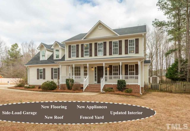 217 Lee Trace Drive, Smithfield, NC 27577 (#2172322) :: The Jim Allen Group